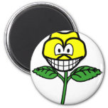 Pansy smile   fridge_magents_magnet