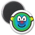 Psychedelic buddy icon   fridge_magents_magnet