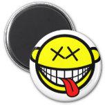 Happy smile   fridge_magents_magnet