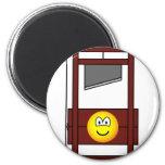 Guillotine emoticon   fridge_magents_magnet