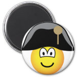 Napoleon Bonaparte emoticon   fridge_magents_magnet