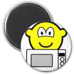 Microwaving buddy icon   fridge_magents_magnet
