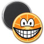 Orange smile   fridge_magents_magnet