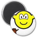 Chairman buddy icon   fridge_magents_magnet