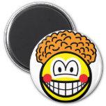 Clown smile   fridge_magents_magnet