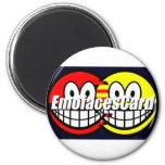 Credit Card smile   fridge_magents_magnet