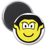 The Rock buddy icon WWF  fridge_magents_magnet