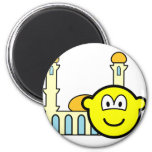 Mosque going buddy icon   fridge_magents_magnet