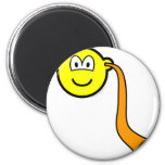 Old hearing trumpet buddy icon   fridge_magents_magnet