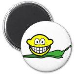 Snail smile   fridge_magents_magnet