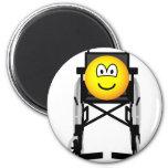 Wheelchair emoticon   fridge_magents_magnet