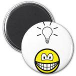 Idea smile   fridge_magents_magnet