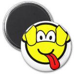 Dog buddy icon   fridge_magents_magnet