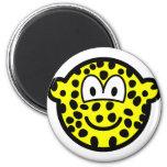 Leopard buddy icon   fridge_magents_magnet