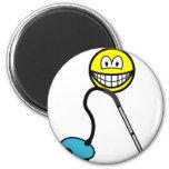 Vacuum cleaner smile   fridge_magents_magnet