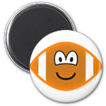 Football emoticon   fridge_magents_magnet