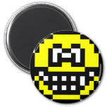 Pixel smile   fridge_magents_magnet
