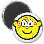 Acne buddy icon   fridge_magents_magnet