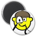 Sherlock Homes buddy icon   fridge_magents_magnet