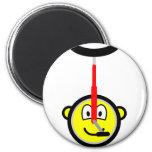 Unicycle buddy icon   fridge_magents_magnet