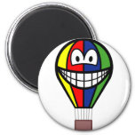 Balloon smile Colorful  fridge_magents_magnet