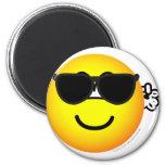 Bodyguard emoticon   fridge_magents_magnet