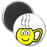 Cup buddy icon Hot  fridge_magents_magnet