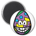Easter egg smile   fridge_magents_magnet