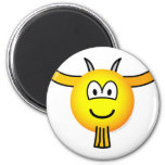 Goat emoticon   fridge_magents_magnet