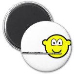 Flute buddy icon   fridge_magents_magnet