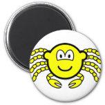 Cancer buddy icon Zodiac sign  fridge_magents_magnet