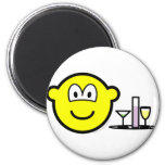 Waiter buddy icon   fridge_magents_magnet