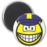 Cop smile   fridge_magents_magnet