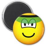 Accountant emoticon   fridge_magents_magnet