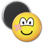 Plaster emoticon   fridge_magents_magnet