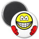 Mittens smile   fridge_magents_magnet
