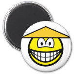 Chinese smile   fridge_magents_magnet