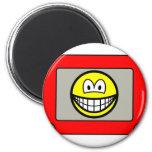 Etch a sketch smile   fridge_magents_magnet