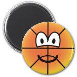Basketball emoticon   fridge_magents_magnet
