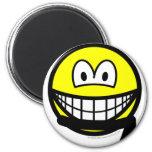 Black belt smile   fridge_magents_magnet