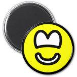 Cut out smile   fridge_magents_magnet