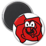 Rose buddy icon   fridge_magents_magnet