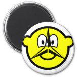 Mercedes buddy icon   fridge_magents_magnet