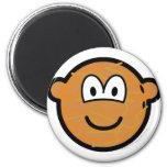 Coconut buddy icon   fridge_magents_magnet
