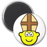 Pope buddy icon   fridge_magents_magnet
