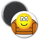Armchair emoticon   fridge_magents_magnet