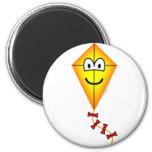 Kite emoticon   fridge_magents_magnet
