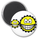 Cogwheels smilies   fridge_magents_magnet