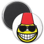 Fez smile   fridge_magents_magnet