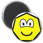 Heptagon buddy icon   fridge_magents_magnet